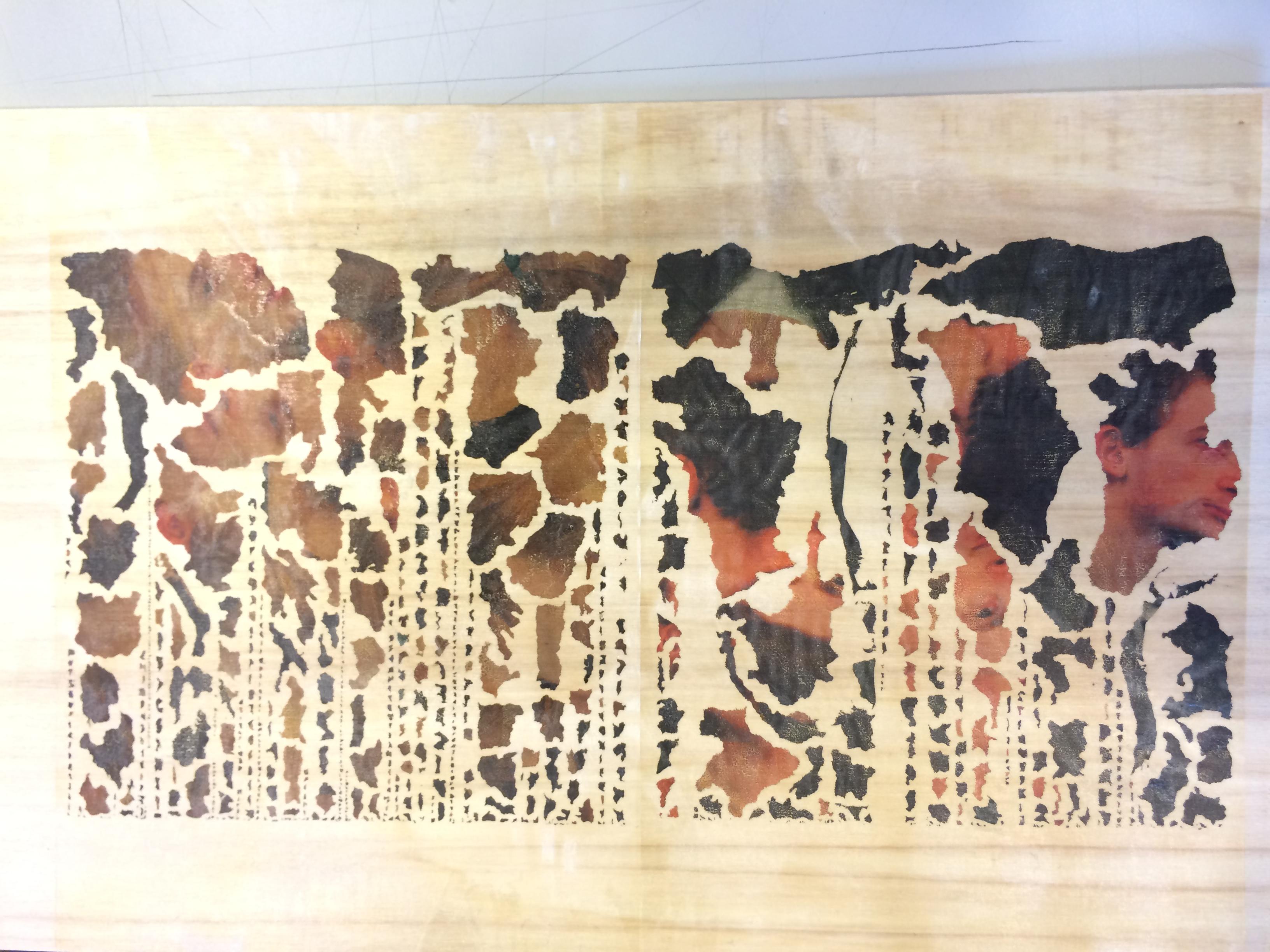 transfert photo sur bois r form digit. Black Bedroom Furniture Sets. Home Design Ideas